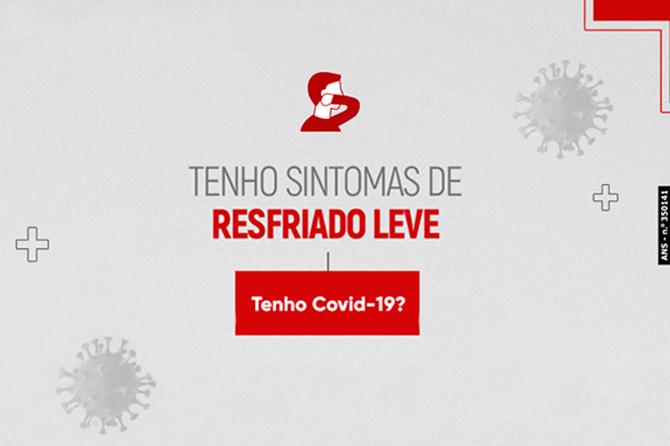 O que fazer se eu estiver com Covid-19?