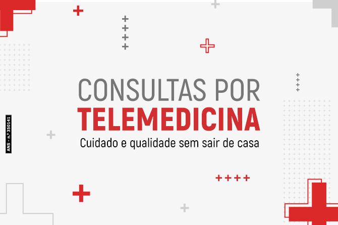 Como funcionam as consultas por telemedicina?