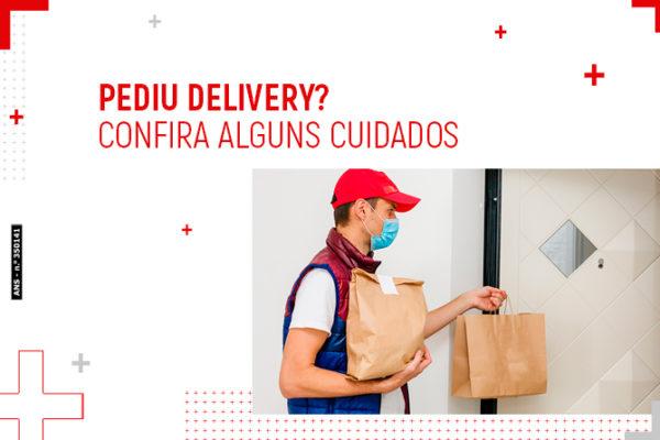 Pediu delivery? Confira alguns cuidados