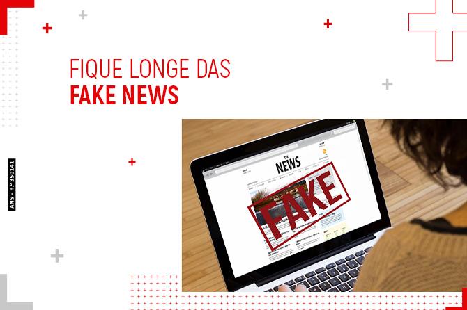 COVID-19: Fique longe das fake news