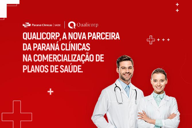 Qualicorp, a nova parceira da Paraná Clínicas na comercialização de planos de saúde