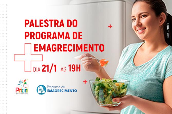 Programa Emagrecimento: 21 de fevereiro