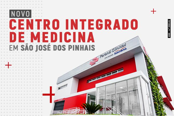 Novo CIM São José dos Pinhais